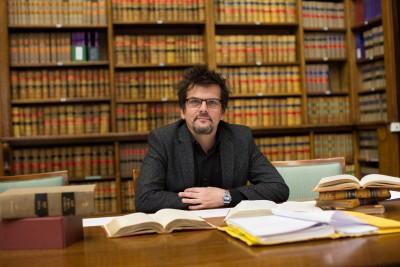 Daniel Curran - Portavoz de la IAPPR