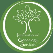 Logotipo internacional de genealogía