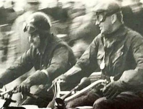 Tony Godfrey, il misterioso motociclista…